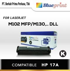 BLUEPRINT Toner Cartridge BPHP217A