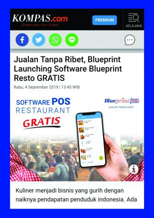 News Jualan Tanpa Ribet Blueprint Launching Software Blueprint Resto GRATIS