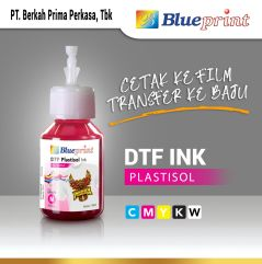 Tinta DTF  DTF Ink BLUEPRINT 100 ML Merah  M