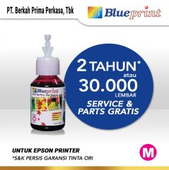Tinta Epson BLUEPRINT 643 Refill For Printer Epson 100ml  Magenta CP